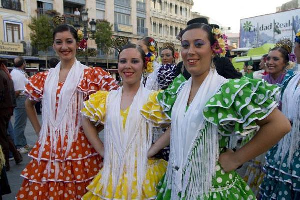 La Pandorga en Ciudad Real - Fiestas en Ciudad Real