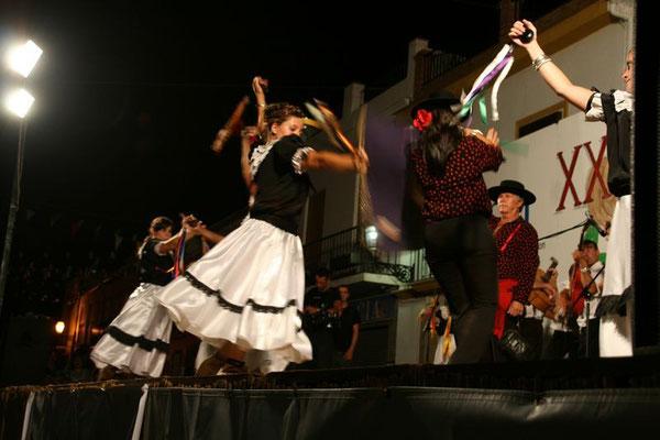 Festival de Verdiales en Villanueva de la Concepción