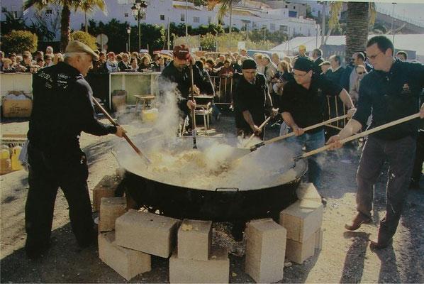 Día de las Migas en Torrox, Málaga