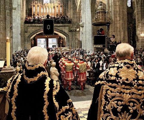 Viernes Santo y Domingo de Resurrección en Hondarribia