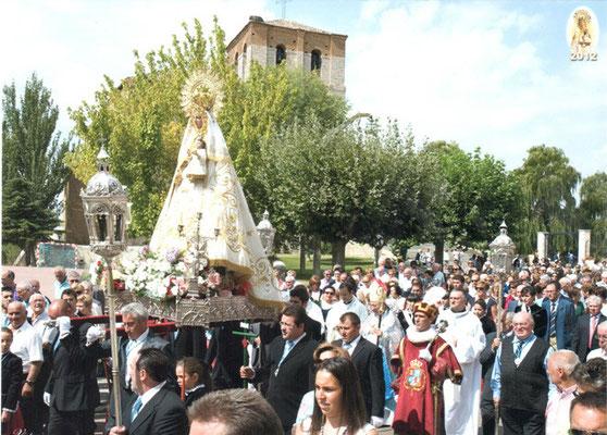 Virgen de Belén en Carrión de los Condes