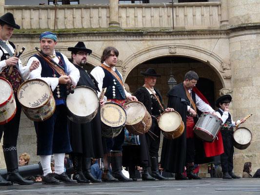 Fiesta de la Charrada en Ciudad Rodrigo
