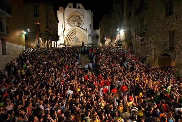 Festes de Santa Tecla en Tarragona