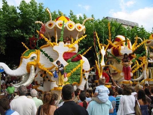 Gala Floral de Torrelavega