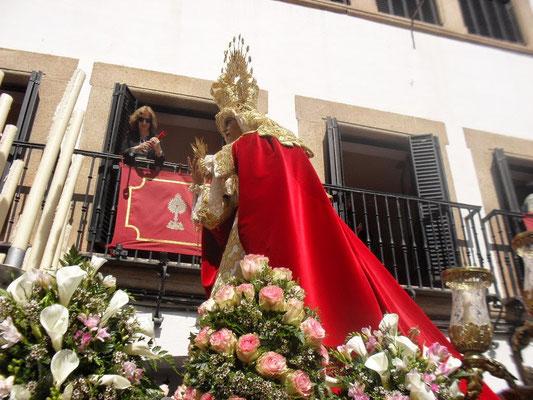 Procesiones de la Semana Santa de Cáceres