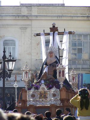 Fotografías de la Semana Santa de San Fernando