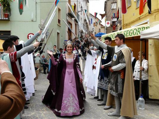 Mercado Medieval María Luna de Segorbe