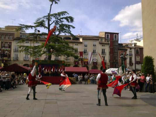 Fiestas de San Bernabé en Logroño - Mercado Renacentista
