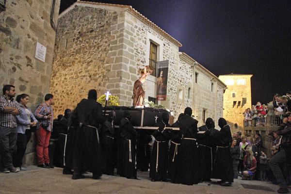 Fotografías de la Semana Santa de Cáceres