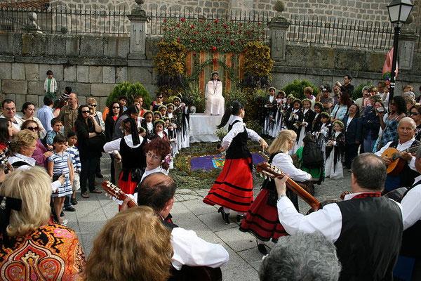 Fiesta de la Maya en Colmenar Viejo