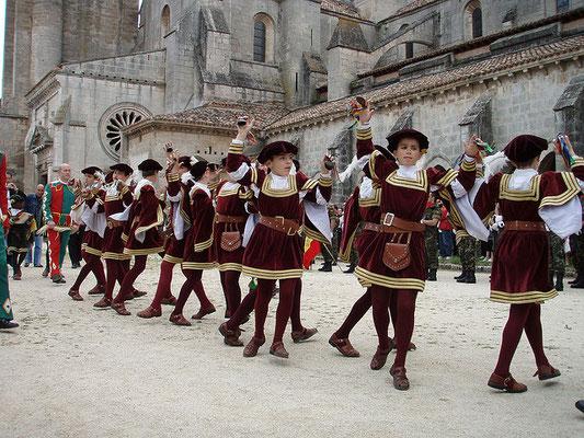 Fiestas del Curpillos en Burgos