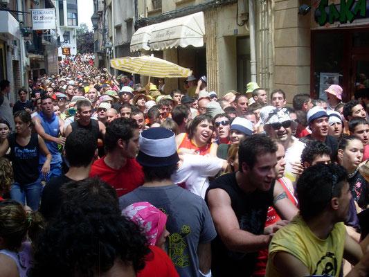 Fiestas de San Juan y San Pedro en Nájera