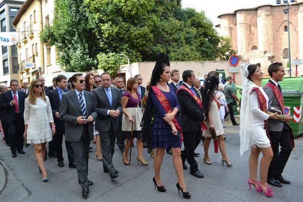 Fiestas de San Juan Mártir y Santa María la Real en Nájera