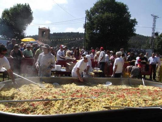 Fiesta de la Virgen de Valencia en Piélagos - Fiestas en Cantabria