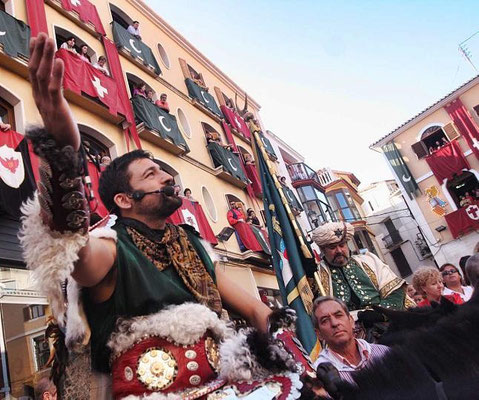 Moros y Cristianos de Callosa d'en Sarrià, Alicante