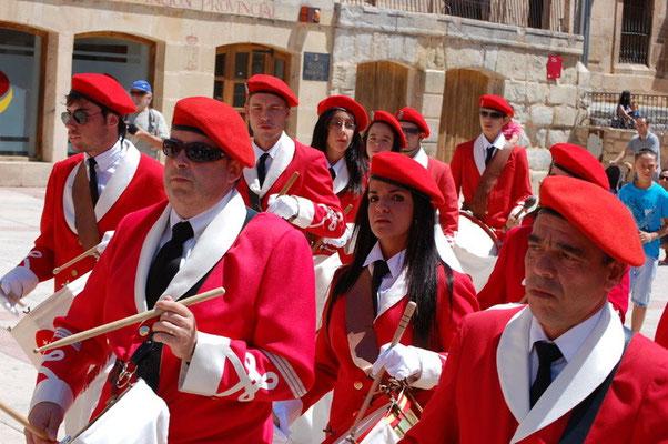 Fiestas de Nuestra Señora del Carmen en Molina de Aragón - Fiestas en Guadalajara