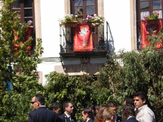 Corpus Christi en El Gastor