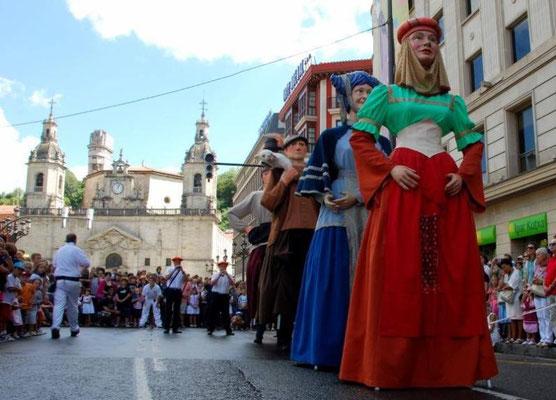 Aste Nagusia en Bilbao