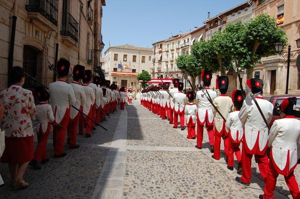 Fiestas de Nuestra Señora del Carmen en Molina de Aragón