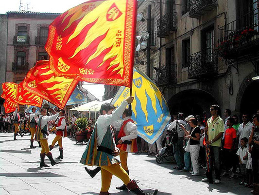 Festival Folklórico de los Pirineos en Jaca