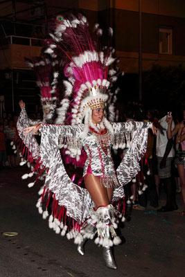 Fiestas de Santa Ana y de la Virgen del Carmen en El Puerto, Roquetas de Mar