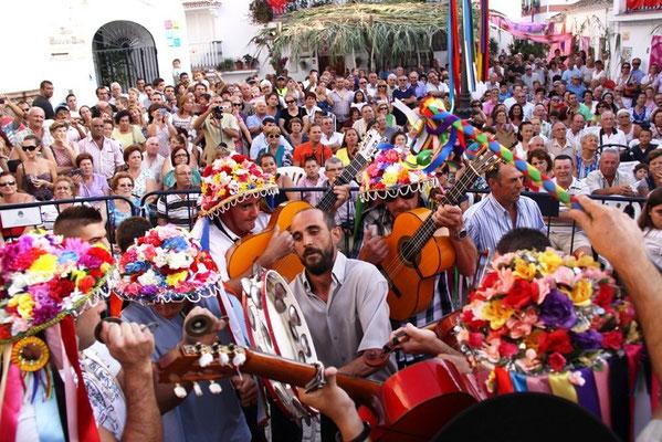 Concurso Tradicional de Verdiales en Benagalbón (Rincón de la Victoria)
