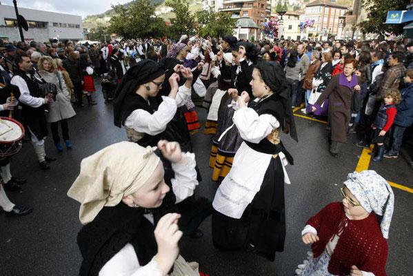 Fiesta de Los Humanitarios en Moreda