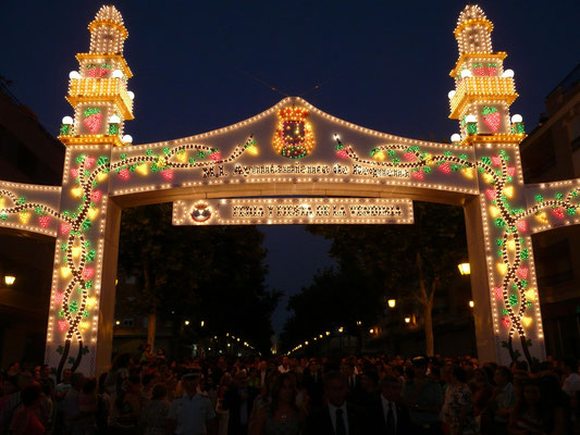 Feria y Fiesta de la Vendimia en Requena