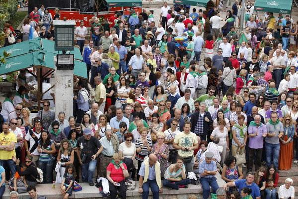 Festival de la Sidra en Nava, Asturias