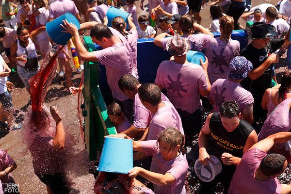 La Batalla del Clarete de San Asensio, La Rioja