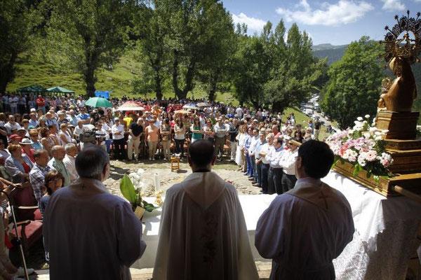 Romería de la Caridad Grande en Villoslada de Cameros, La Rioja