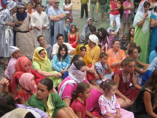 Fiestas de Moros y Cristianos en Benalauría