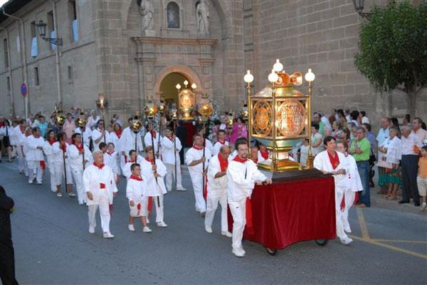 Fiestas de Nuestra Señora de la Vega y el Rosario de los Faroles de Haro, La Rioja