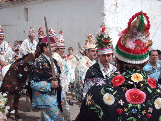Fiesta de la Octava del Corpus en Peñalsordo