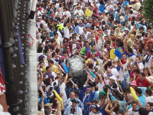 Fiestas de San Juan del Monte en Miranda de Ebro