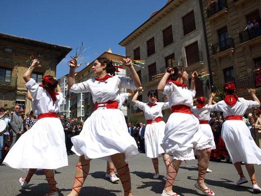 Fiestas de San Juan, San Felices y San Pedro en Haro La Batalla del Vino
