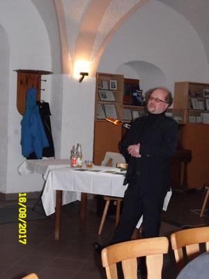 Autor Bert Walther