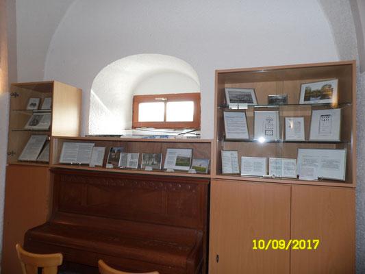 Ausstellung zum Grundmannschen Knabeninstitut