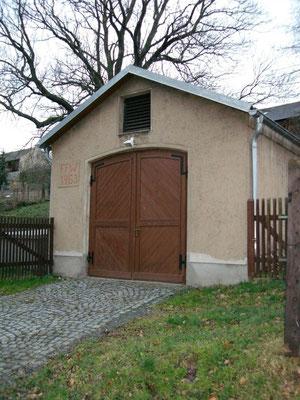 Feuerwehrhaus Anfang 2000