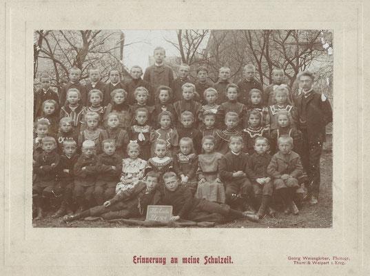 1909 Kloschwitz Klasse II