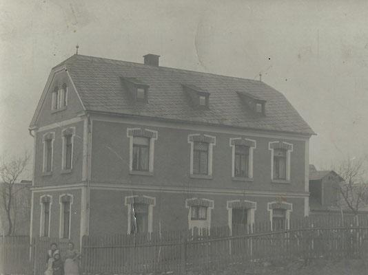 Malerei Haus Selter