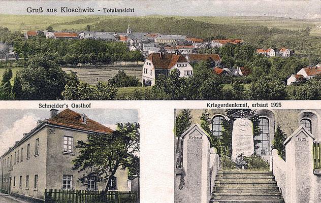 Kloschwitz