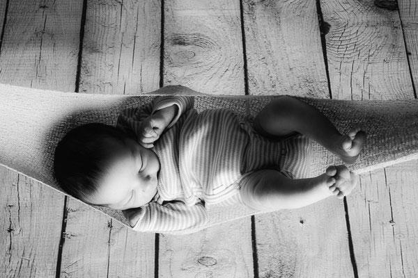 Newborn - Babyshooting. Fotostudio Roman Pfeiffer in Wien
