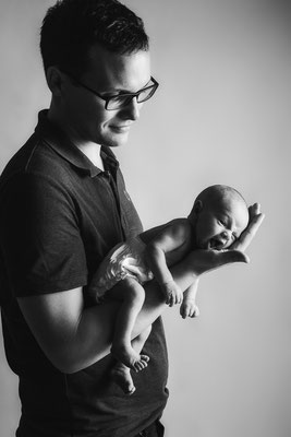 Newborn - Babyshooting. Fotostudio Roman Pfeiffer in Wien