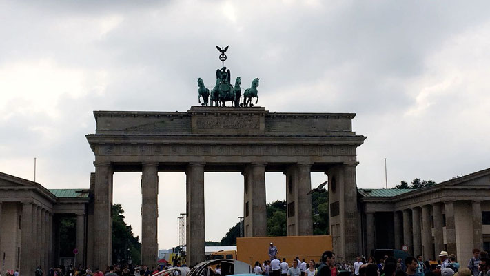 Konzertreise nach Berlin 2018