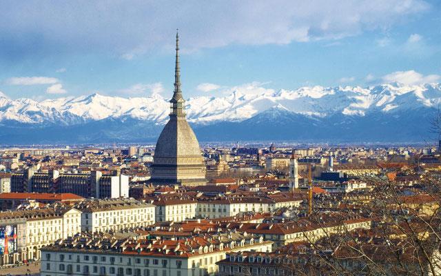 Konzertreie nach Turin 2015