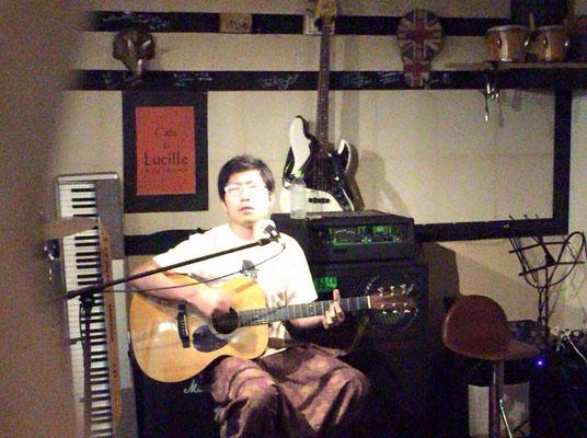 7.4 仲島圭佑さん企画、仙台の「cafe de lucille」。
