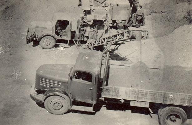 1960 der erste LKW