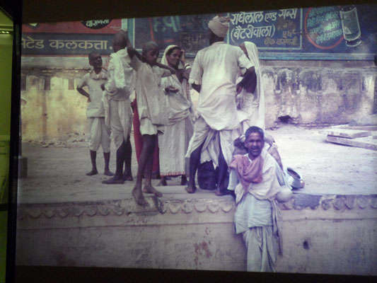 Reisebild Indien