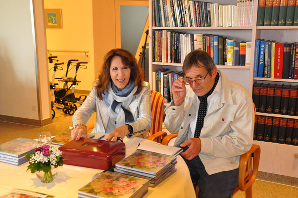 Beatrice Ganz und Christoph Schubert-Weller